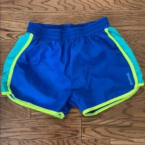 Reebok Athletic Shorts. Lined inside